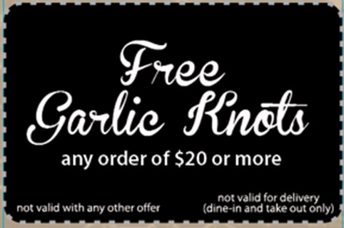 Paradise pizza coupons