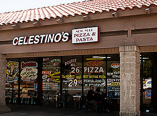 Celestinos Pizza Delicious Hand Made New York Style Pizza